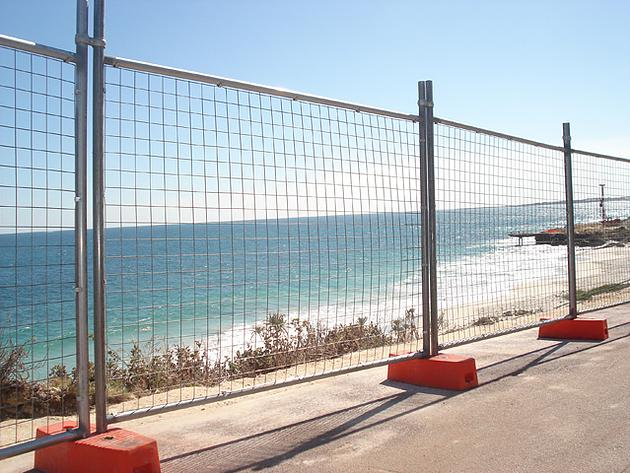 The Composition Of Australia Temporary Fence