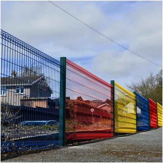 BRC fencing / Roll Top Fence of Linkland™